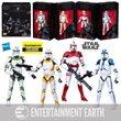 Star Wars Black Series 6-Inch Clone Troopers - EE Exclusive