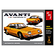 1963 Studebaker Avanti 1:25 Scale Model Kit