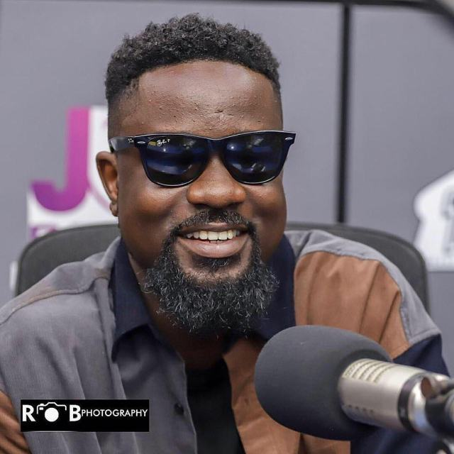 Sarkodie Finally Reacts To Strongman-Medikal Beef