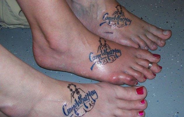 Special Friends Tattoo