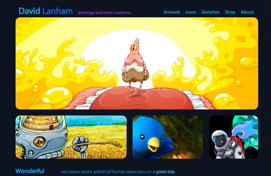 28 Colorful Website Design