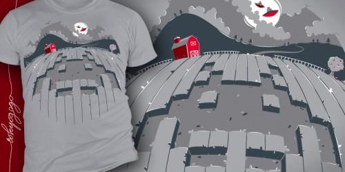 3 T-Shirt design