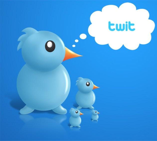 37 Twitter Icon Set