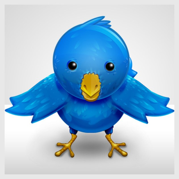 7 Twitter Icon Set