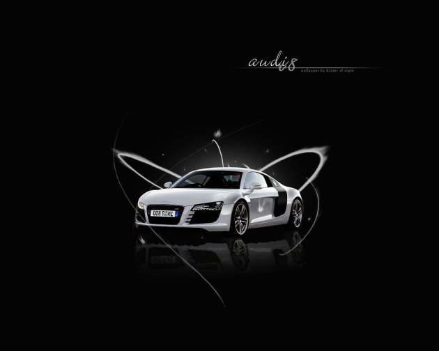 Audi_R8_Wallpaper_by_SiostraNocy