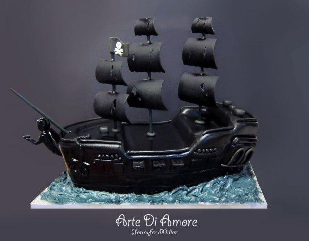 The Black Pearl
