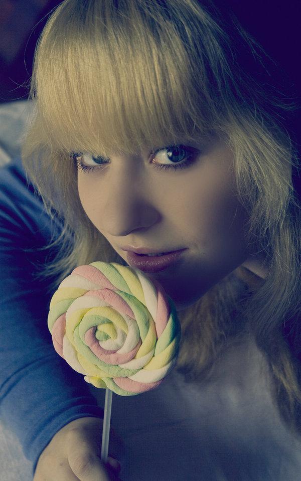 Sweet Candy Girl