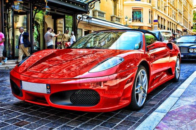 Ferrari HDR