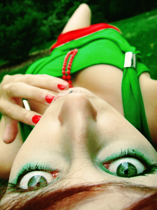 35+ Gorgeous Green Eyed Girl Pictures