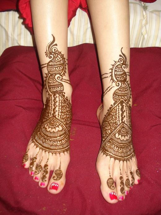 Lattest Eid Mehndi Design