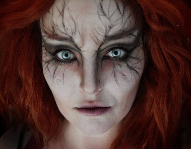 witch make-up ideas