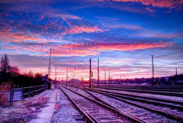 A Sunrise (HDR)