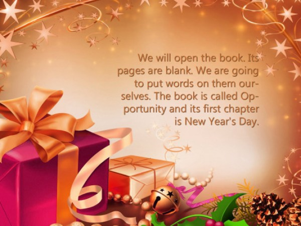 Happy New Year 2014 Greeting Cards 5