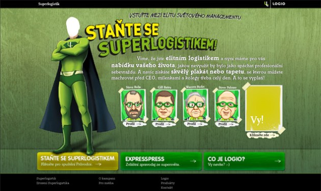Green Website Design - superlogistik