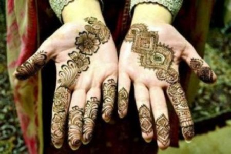 Eid Special Mehndi For girls