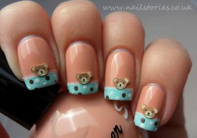 peachy teddy bears