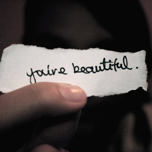 You are beautiful 7