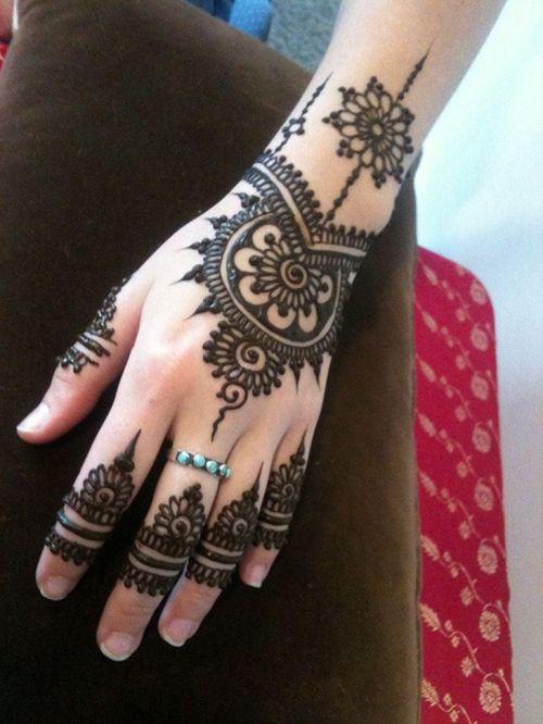 Beautiful Mehndi Designs 2015