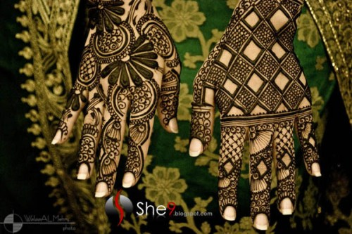 best henna mehndi for eid ul fitr 2015