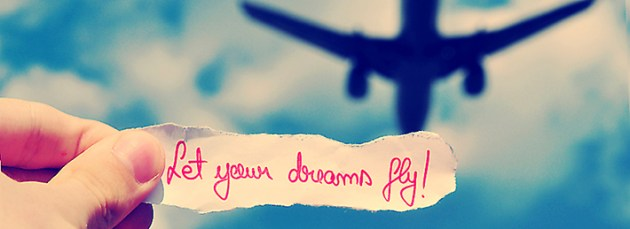 let your dreams fly fb timeline photo