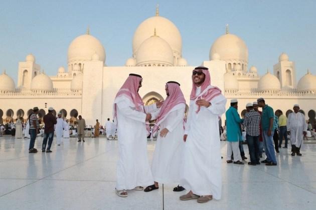 Eid Ul Fitr Prayers and Celebration Abu Dhabi Dubai