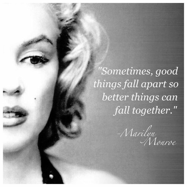 famous marilyn monroe quote