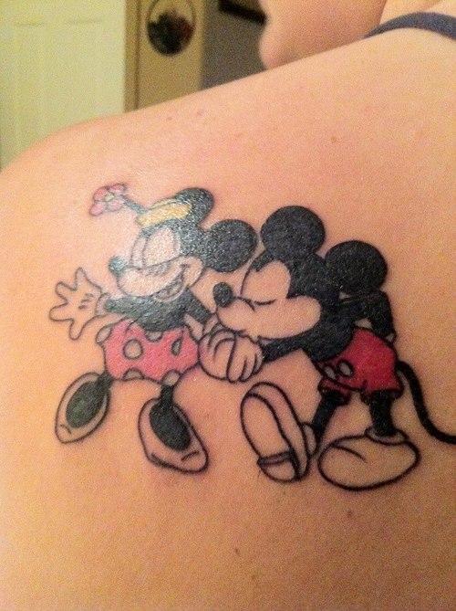 minnie-and-mickey-tattoo