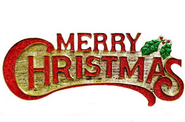 Merry Christmas Background Image