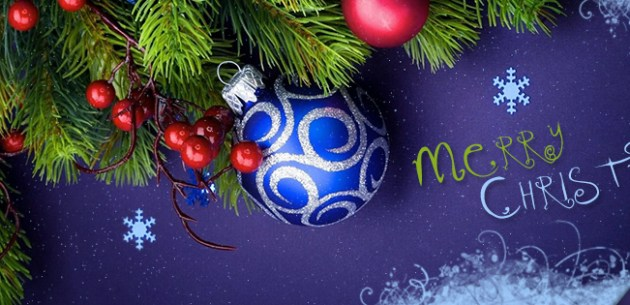Merry Christmas season cover