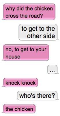 Children Knock Knock Joke