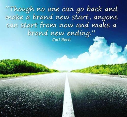 Carl Bard inspiring quote
