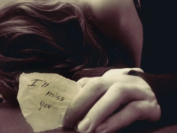i miss you last letter