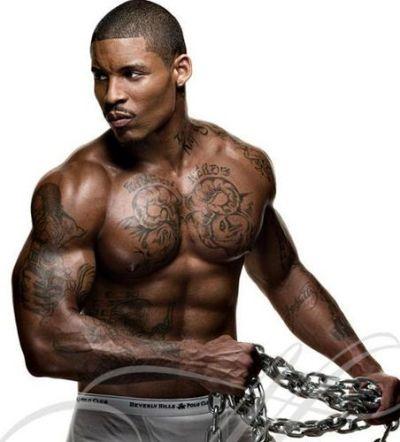 african american men tattoo
