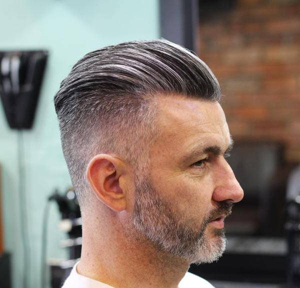 1 Men Slicked Back Hairstyles for 2017