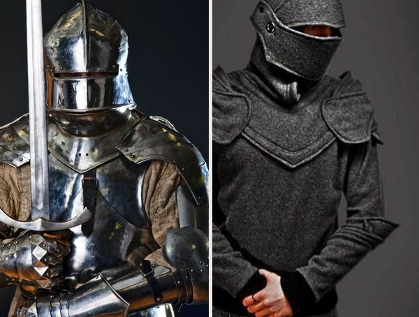Cool Knight Halloween Costumes For Men