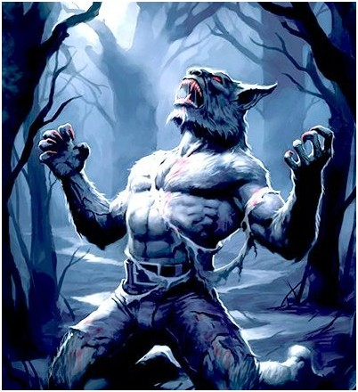 Halloween-Monster-List-Myths-werewolf