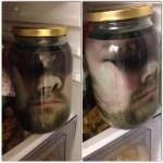 Heart Attack in a Jar Halloween Prank