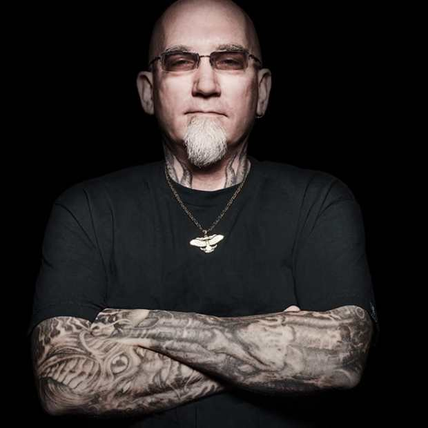 Bob Tyrrell tattoo artist