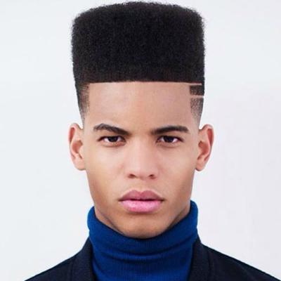 Very High Flat Top Hair Designs