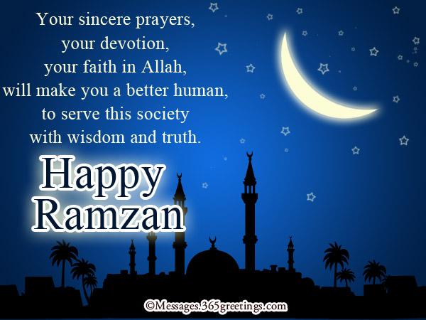 happy ramazan wishes