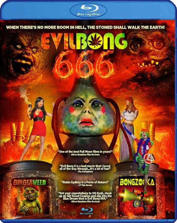 Evil Bong 6662017