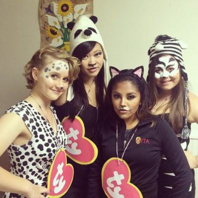 ty beanie babies halloween costumes for girls group