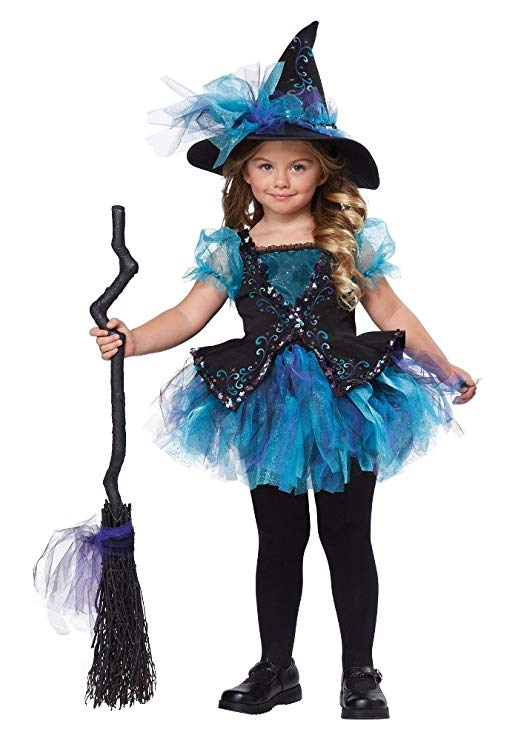 witch toddler girl halloween costume ideas