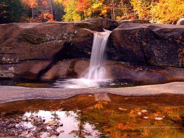 New Hampshire Autumn