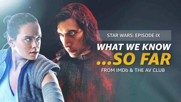 Star Wars Episode IX 2019