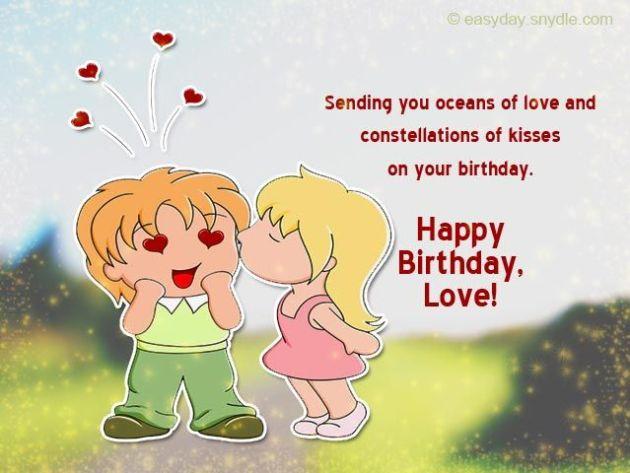 cute love messages for long distance boyfriend