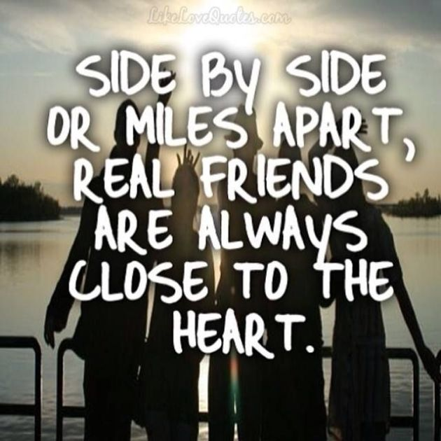 true-real friendship quotes images