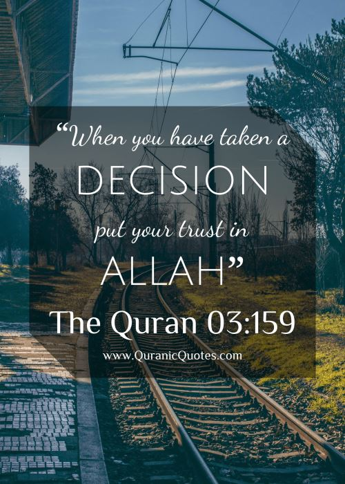 Quran quotes from Surah al-Imran