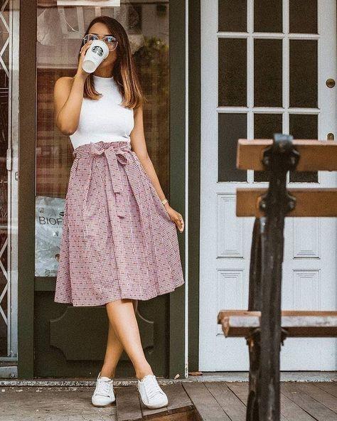 casual skirt ideas for teen girls