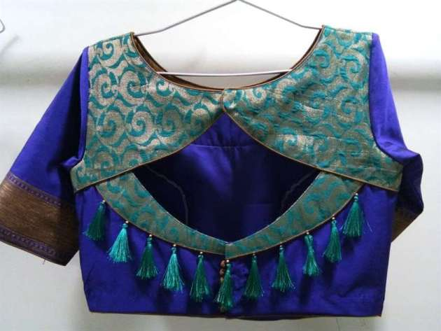 blouse pattern designs 2019